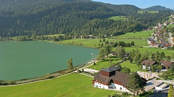 Thiersee in summer